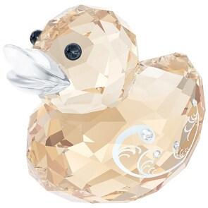Swarovski Glückliche Ente – Miss Elegant