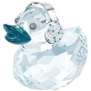 Swarovski Glückliche Ente – Schneeflocke