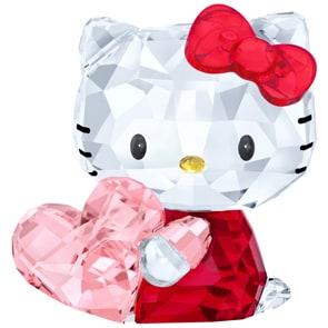 Swarovski Hello Kitty Herz in Pink