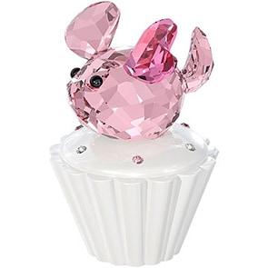 Swarovski Muffin-Box mit Maus