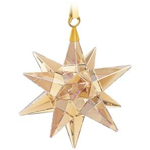 Swarovski Stern Ornament, Golden Shadow
