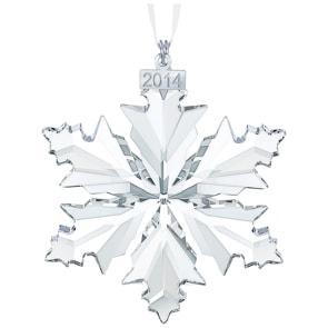 Swarovski Weihnachtsornament, Jahresausgabe 2014