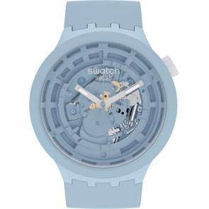Swatch Big Bold Bioceramic C-Blue