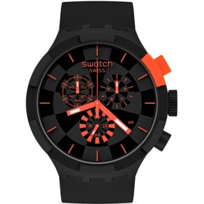 Swatch Big Bold Chrono Checkpoint Passion Red