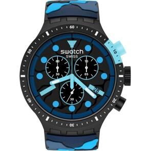 Swatch Big Bold Chrono Escapeocean
