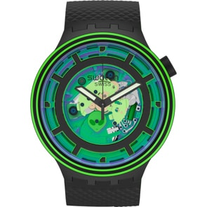 Swatch Big Bold Come in Peace !