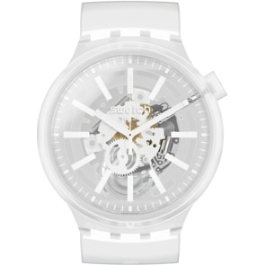 Swatch Big Bold Whiteinjelly