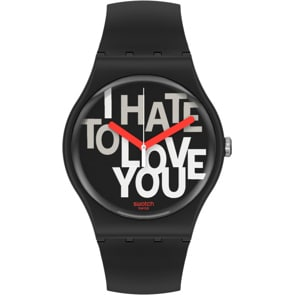Swatch Hate 2 Love Special Edition