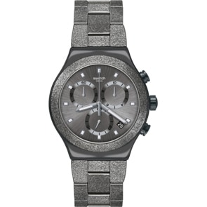 Swatch Irony Chrono Blackshiny