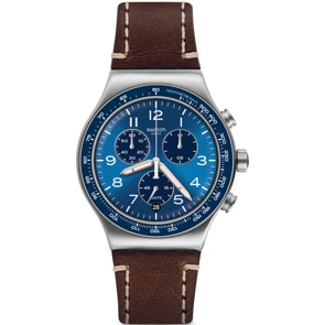 Swatch Irony Chrono Casual Blue