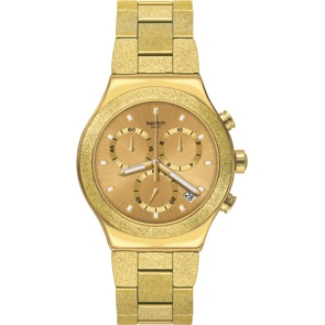 Swatch Irony Chrono Goldshiny