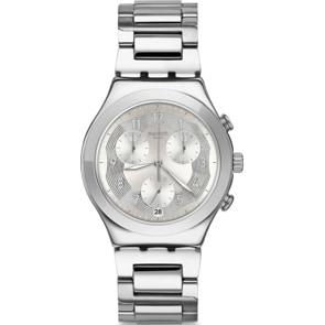 Swatch Irony Chrono Silver Ring