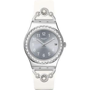 Swatch Irony Medium Pretty in White