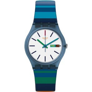 Swatch Original Color Crossing Day Date