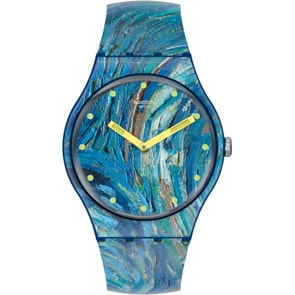 Swatch Original Gent The Starry Night by Vincent Van Gogh