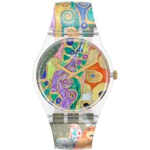 Swatch Original Hope, II By Gustav Klimt, The Watch