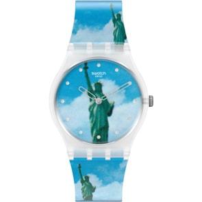 Swatch Original New York By Tadnori Yokoo