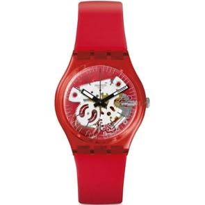 Swatch Original Rosso Bianco