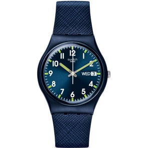 Swatch Original Sir Blue Day Date