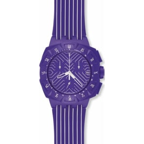 Swatch Purple Run