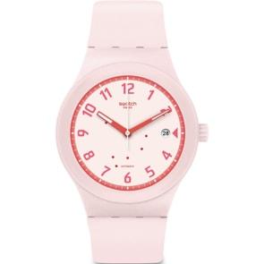 Swatch Sistem51 Blush Automatik