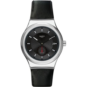 Swatch Sistem51 Irony Petite Seconde Black Automatik