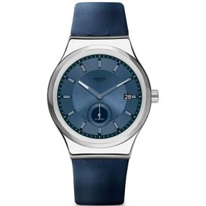 Swatch Sistem51 Irony Petite Seconde Blue Automatik