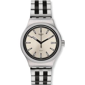 Swatch Sistem51 Irony Silverline Automatik
