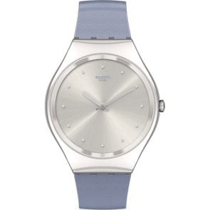 Swatch Skin Irony Blue Moire