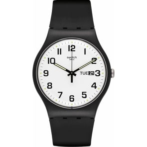 Swatch Original Gent Twice Again Day Date