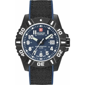 Swiss Military Hanowa Black Carbon