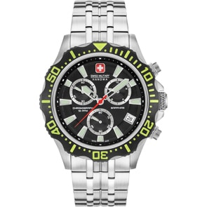 Swiss Military Hanowa Patrol Chrono