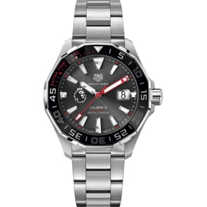 TAG Heuer Aquaracer Calibre 5 Premier League Special Edition