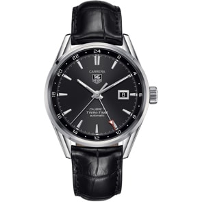 TAG Heuer Carrera Calibre 7 Twin-Time Automatik