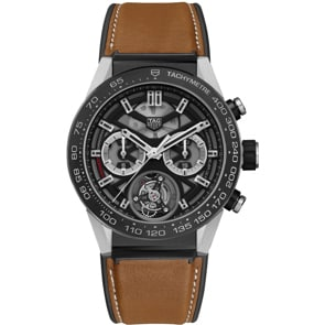 TAG Heuer Carrera Calibre Heuer 02 Tourbillon Chronograph