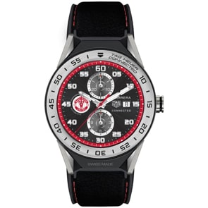TAG Heuer Connected Modular 45 Smartwatch Manchester United Special Edition