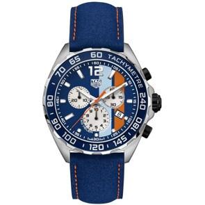 TAG Heuer Formula 1 Quarz Chronograph Gulf Special Edition