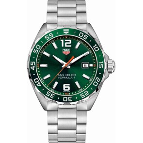 TAG Heuer Formula 1 x CHRISTIAN Green Edition
