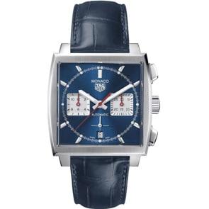 TAG Heuer Monaco Calibre Heuer 02 Automatik Chronograph