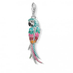 Thomas Sabo Charm-Anhänger Papagei