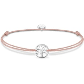 Thomas Sabo Sterling Silver Glam & Soul Armband Little Secret Tree of Love