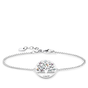 Thomas Sabo Sterling Silver Glam & Soul Armband Tree of Love