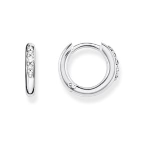 Thomas Sabo Sterling Silver Glam & Soul Creolen Classic