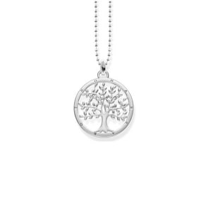 Thomas Sabo Sterling Silver Glam & Soul Kette Tree of Love