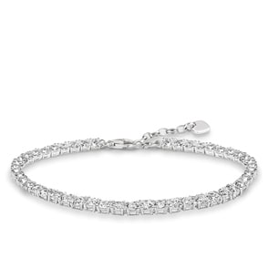 Thomas Sabo Sterling Silver Glam & Soul Tennis-Armband
