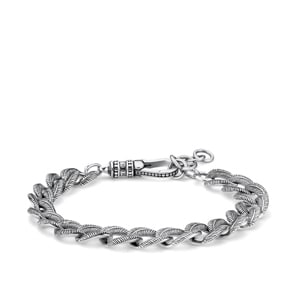 Thomas Sabo Sterling Silver Rebel at Heart Armband