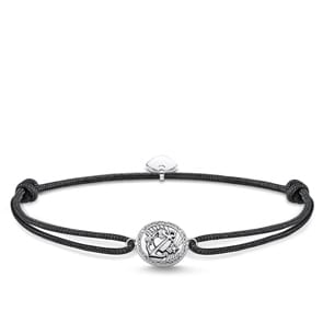 Thomas Sabo Sterling Silver Rebel at heart Armband Little Secret Glaube, Liebe, Hoffnung