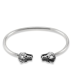 Thomas Sabo Sterling Silver Rebel at Heart Armreif Drache