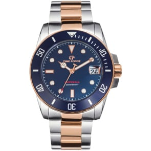 Time Force Imperial Diver Bicolor