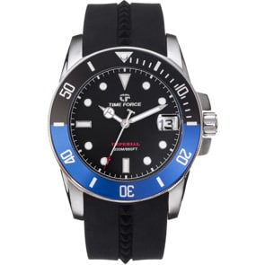 Time Force Imperial Scout Diver Blau-Schwarz